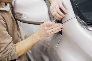 car paint chip repair