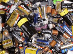 Battery Recycling Program