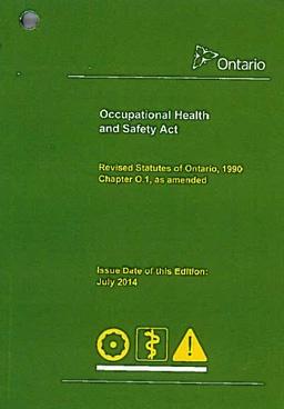 Green Book OHAS