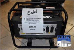 Gas Generators Power Equipment
